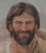 Is this what Jesus looks like?  A friend of mine who said that Jesus appeared to him said it is really close.