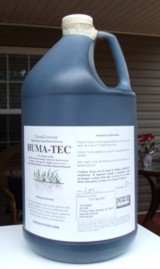 A gallon of Huma-Tec is only $20, yet does so much for lawn health. This product almost by itself can help to turn a lawn around.