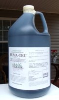 Huma-Tec is 12% humic acids.  It is good for conditioning the soil.