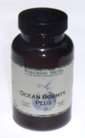 Ocean Bounty Plus, manufactured by Precision Herbs.  $69.95 for 160 capsules