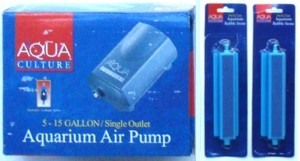 compost tea makers, aquarium pump, aquarium stone