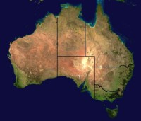 Aussie sea minerals come from the south east coast of Australia