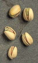 Pistachios.  Find this picture on Wikimedia