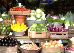 square foot gardening tips, produce stand, vegetable stand