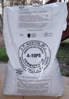 building a square foot garden, 2 cubic foot bag of vermiculite